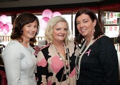 Dee cunniffe centre  Jackie Murray & Dympna scanlon Centre, Fashion Show, Lunch, Pink, How To Wear, Eat Lunch, Pink Hair, Lunches, Roses