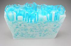 Handmade soap  SEA FRESH  glycerin soap by SummerScentSations, $5.00