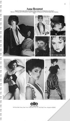 ANNE BEZAMAT 1983