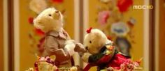 princess hours' teddy bear (episode 3) >> when Shin Chae-Kyung bites Lee…