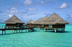 Visit Bora Bora in the French Polynesian islands. Will be the most relaxing time of my life.