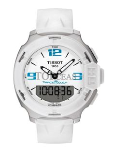 Discover a large selection of Tissot T-Race Touch watches on - the worldwide marketplace for luxury watches. Compare all Tissot T-Race Touch watches ✓ Buy safely & securely ✓ Sport Watches, Cool Watches, Wrist Watches, Men's Watches, Stylish Watches, Casio Vintage, Tissot T Race, Swiss Watches For Men, G Shock