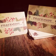Peaceful Pinecones