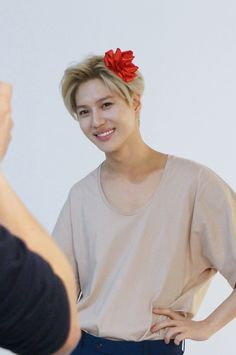 [Vyrl] SMTOWN_NOW: SHINee's Taemin Beauty with  the SAEM  anyone what yeppeojineun every day habits, it you want to know? Vyrl