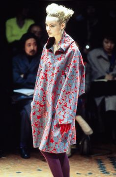 Comme des Garçons Fall 1996 Ready-to-Wear Collection Photos - Vogue