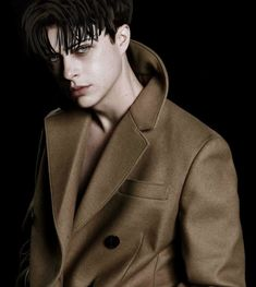 """""""You have any doubts about if someone actually looks like Levi? Fear not my friends, I have the answer right here. DANE DEHAAN. Yes, i'm bored. """""""