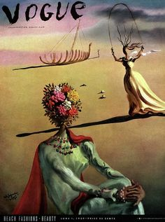 Resurection of the flesh Salvador Dali 1940-45 Poster Canvas Picture Art A0-A4