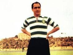 "Antigas Glórias: Peyroteo, ""O Maior"" - Sporting Clube de Portugal Polo Shirt, Polo Ralph Lauren, Football, History, Scp, Mens Tops, Youtube, Amor, National Championship"