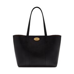 Bayswater Tote | Black Small Classic Grain | Women | Mulberry