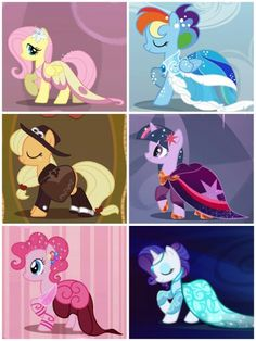 on oh my god. i so wish they would dress like this.Pinkie and Rarity look amazing.oh my god. i so wish they would dress like this.Pinkie and Rarity look amazing. ●Rainbow dash is so awesome and majestic! Dessin My Little Pony, Mlp My Little Pony, My Little Pony Friendship, Fluttershy, Princesa Celestia, Imagenes My Little Pony, Little Poni, Pokemon, Pony Drawing