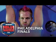 Chris Wilczewski Finds Redemption at the 2016 Philadelphia Finals | American Ninja Warrior - YouTube