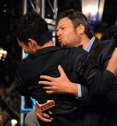 The Voice Coaches Like Youve Never Seen Them Before                       Have  n some fun..... I Love you man