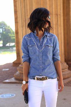 2014 Jeans: Parker Smith c/o;Shirt: Levis  Belt: Moschino; Wallet: Emerson Fry c/o; Watch: Daniel Wellington