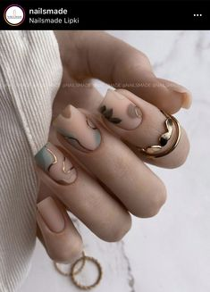 Wedding Manicure, Bridal Nails, White Nail Designs, Simple Nail Designs, Chic Nails, Trendy Nails, Nude Nails, Matte Nails, Sophisticated Nails