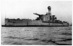 Image result for hms terror Ww1 History, Naval History, Navy Ships, Forts, Royal Navy, Battleship, Warfare, Monitor, British