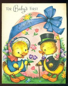 1958 Vintage Greeting Card | eBay
