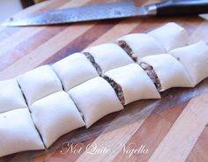 Cheese, Caramelised Onion, Pork & Fennel Sausage Rolls