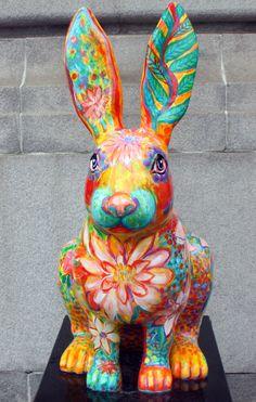 Lotus Bunny Blossom at City Hall