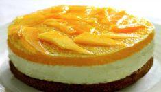 Zo maak je een heerlijke mango-cheesecake die niet in de oven hoeft
