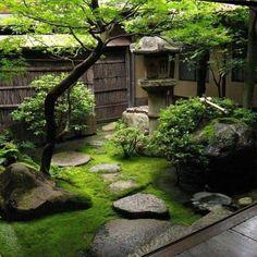 Herb Garden Design, Backyard Garden Design, Garden Types, Small Garden Design, Backyard Landscaping, Landscaping Ideas, Courtyard Design, Courtyard Ideas, Tropical Landscaping