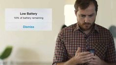 How to deal with a dead phone battery -> http://mashable.com/2016/08/31/iphone-battery-dead/   We've all been there. The anxiety. The despair.  It can feel like the end of the world when your phone is about to run out of battery and sometimes you have to take to some pretty extreme measures to stop it from happening. Read more...  More about Mashable Video Smartphone Addiction Smartphone Horror and End Of The World Technology News & Trending Visit --> http://digitaltechnologynews.com #tech…