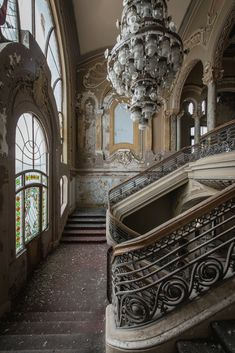 Deserted Places: Romania's abandoned Casino Constanta