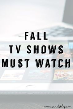Fall as you know is my favorite season but it also means my favorite tv shows are also back. What shows am I watching this fall? Dancing with the Stars – I love this show. I have been watchin…