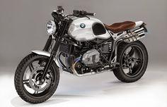 Cafe Racer Special: BMW Scrambler Concept