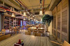 Focandosagem: Escritorio da Google em Tel Aviv, todas as empresas deviam se espelhar...