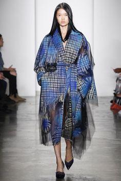 Parsons MFA - Spring 2017 Ready-to-Wear