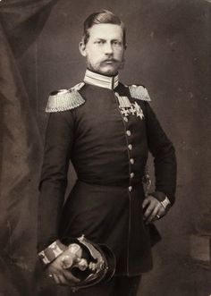 Crown prince Frederick of Prussia, 1850s