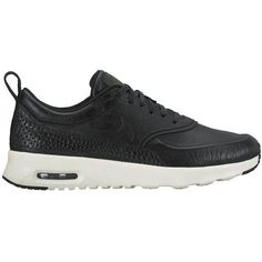 Nike Wmns Nike Air Max Thea Lx (€125) ❤ liked on Polyvore featuring shoes, athletic shoes, lightweight shoes, breathable shoes, light weight shoes, nike shoes and nike athletic shoes