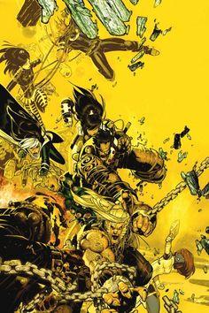 X-Men #193 by Chris Bachalo