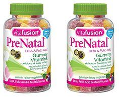 VitaFusion Prenatal DHA and Folic Acid Gummy Vitamins 2 Bottles 180 Gummies Each http://10healthyeatingtips.net/vitafusion-prenatal-dha-and-folic-acid-gummy-vitamins-2-bottles-180-gummies-each/