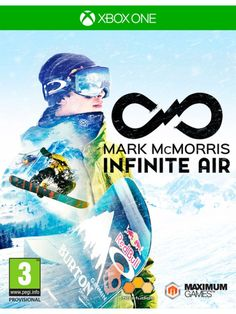 Mark McMorris Infinite Air (XBox One)