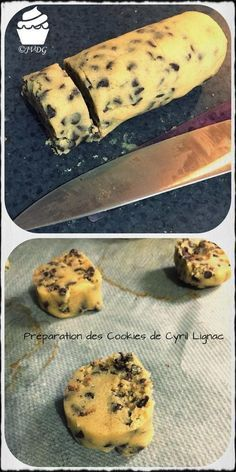Cookie Recipes, Dessert Recipes, Dessert Healthy, Healthy Food, Cake Factory, Cookies Et Biscuits, Diy Food, Easy Desserts, Chefs