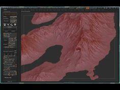 Terrain Tools Zplugin by Ignacio Cabrera Peña | Hazard Brush