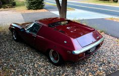 Lotus Europa (I love this car and don't judge me)