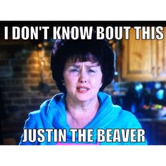 "Duck dynasty! ""idk about this Justin the beaver"" bahaha"