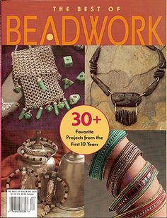 The Best of Beadwork 2006 Book (Like NEW) at Sova-Enterprises.com
