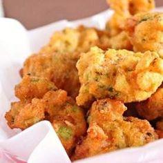 Shrimp Hushpuppies