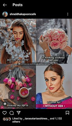 Editing Pictures, Photo Editing, Creative Instagram Photo Ideas, Shraddha Kapoor, Coffee Love, Bollywood Actress, Actresses, Photo And Video, Life