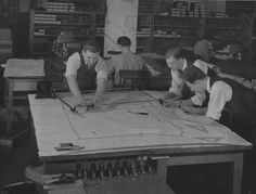 During the 1930s, the Works Progress Administration and Census Bureau geographers produced more than 275,000 maps using census data. Learn more at http://www.census.gov/history/