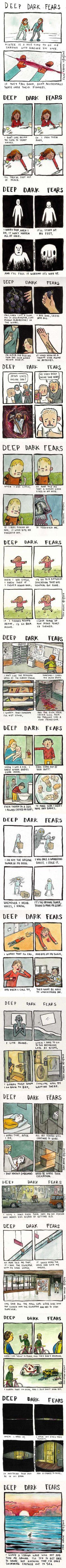 Temores de la infancia