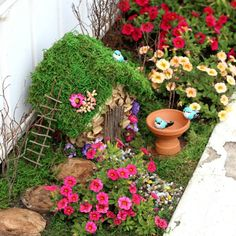 Magical and Best Plants DIY Fairy Garden Ideas - Home & Decor