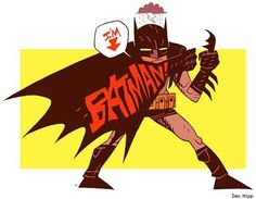 Best Batman Art Ever (This Week) - 07.27.12 - ComicsAlliance | Comic book culture, news, humor, commentary, and reviews