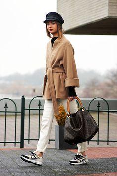 Annemiek . - Zara, Louis Vuitton, New Balance - Casual dressing