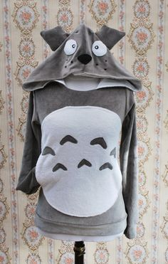 pull Totoro
