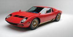 1971 Lamborghini Miura SV - ©2015 Courtesy of RM Sotheby's