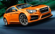 Next-Gen Subaru WRX Prototype Revealed - Last Year - Motor Trend